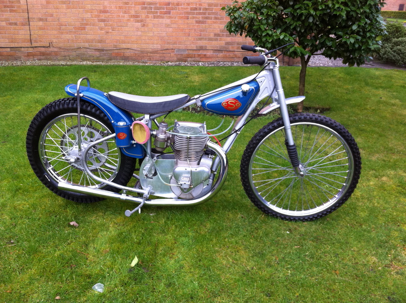 Classic Speedway And Grasstrack For Sale And Restoration Gallery